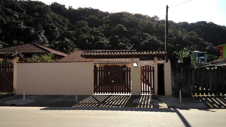 Casa em Ubatuba praia da Maranduba