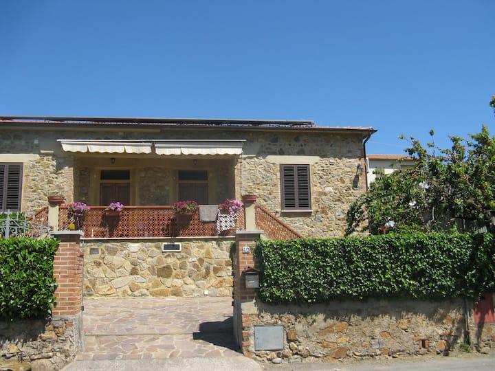Casa del glicine