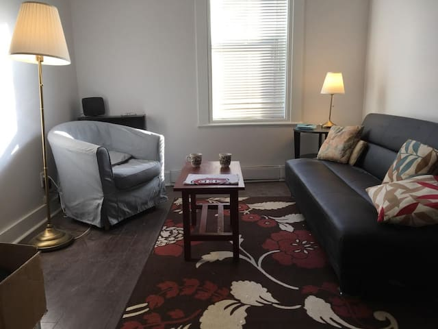 Cozy 2 Bedroom Apartment by the Lachine Canal