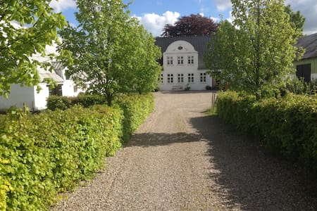 Old farm house, Moltrup - Haderslev - Casa