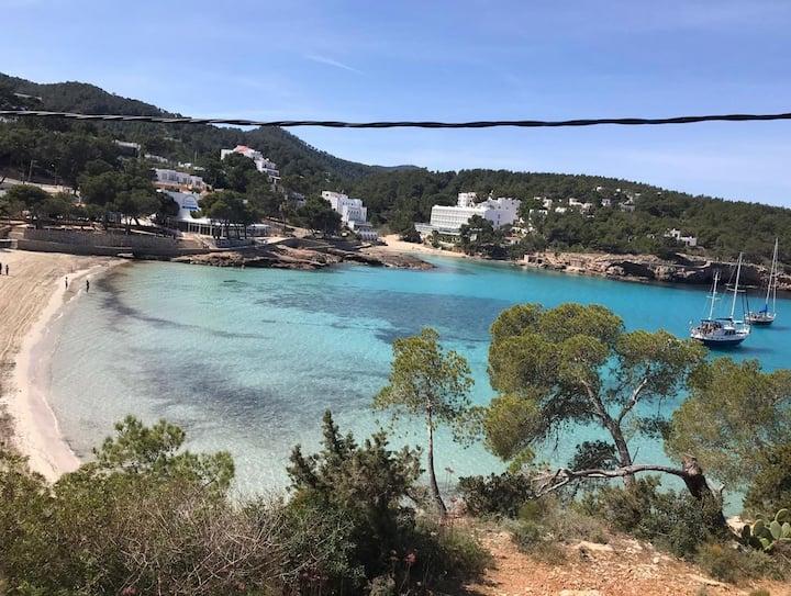 Rinconcito en el Paraiso Norte de Isla Ibiza