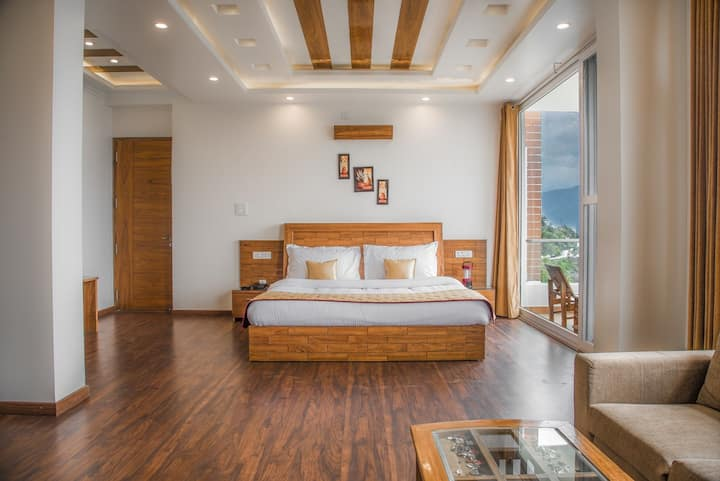 Luxury in the Himalayas | The White Haven Homestay