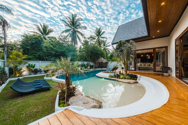 Coco Lilly - Luxury Lagoon Pool Villa 2.