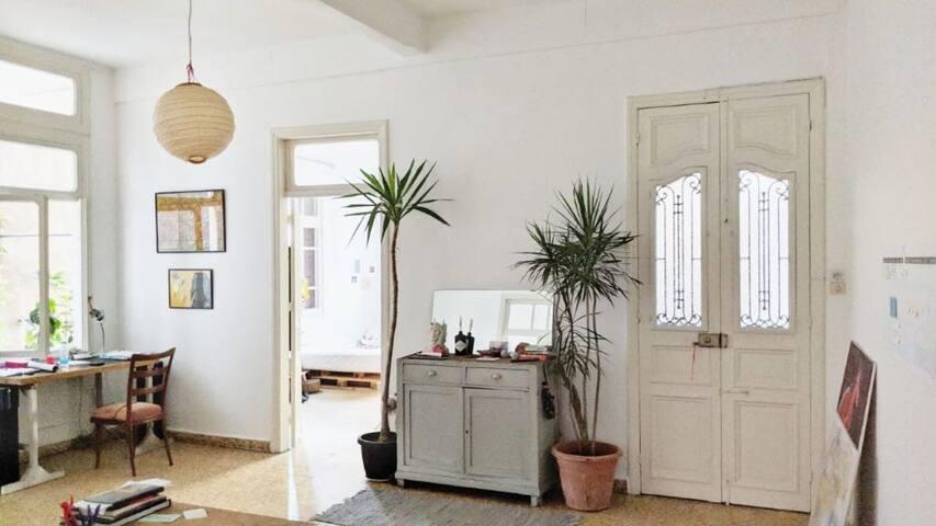 Spacious apartment in Geitawi