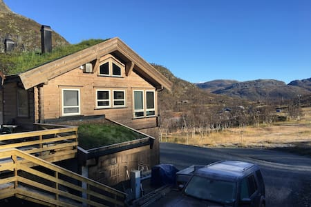 Hytte ved Tyin-Filefjell Skisenter - Vang - 小木屋