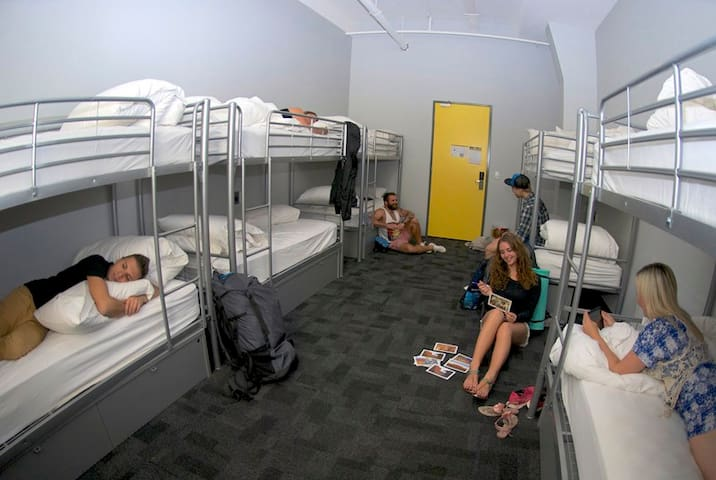 Unfathomable internal dorm bed at United