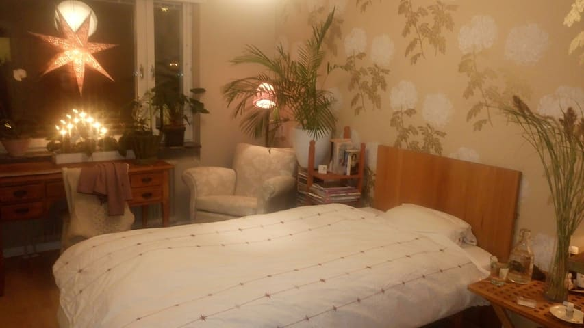 Cosy and fresh two room apartment in central Luleå