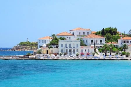 Spetses ''Swim and Stay''- Beach at your footsteps - Nisi - 度假屋