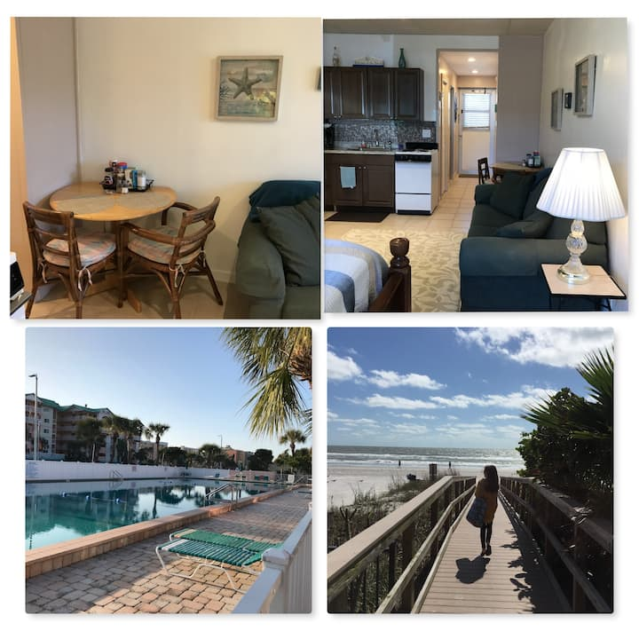 Cozy condo at Belleview Gulf