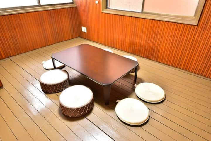Japanese Whole House Rental In Shinjuku