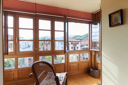 Airy apartment in a charming spot in Elizondo - Condominio