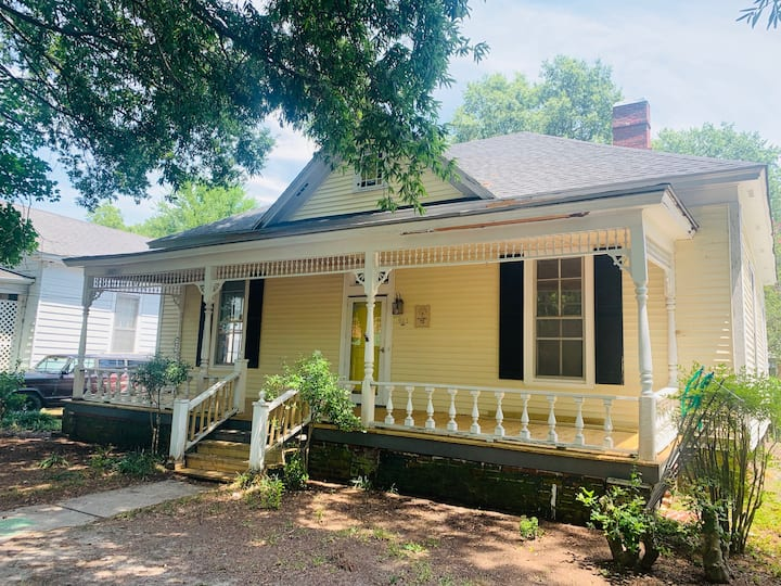 Historic Tarboro Home Near All Things