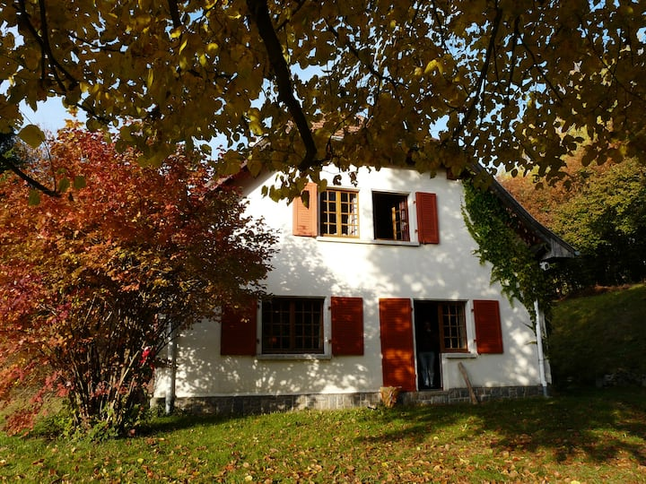 Maison familiale pour balades & découverte Alsace