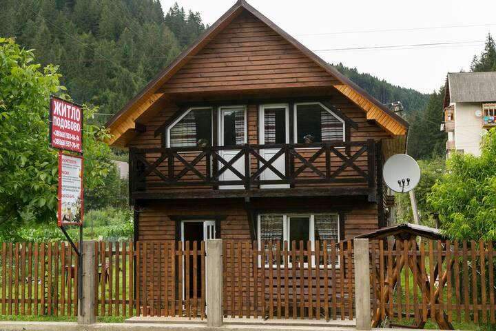 Котедж Живица