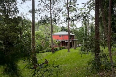 GullyFalls House, Rainforest Cabin Barrington Tops