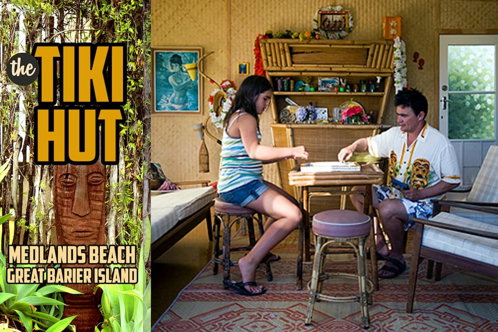 A South Sea Tiki Paradise just 30 mins from Auckland.