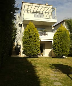 House with 2BR near Athens airport &beach - Anatoliki Attiki