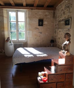 Chambre avec vue sur fleuve / Estey - Langoiran - House