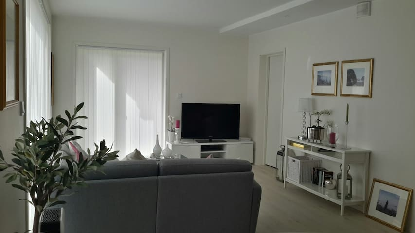 Brand new apartment 15min from Bergen City