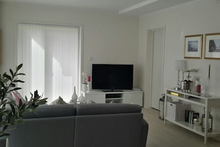 Brand new apartment 15min from Bergen City - Fjell