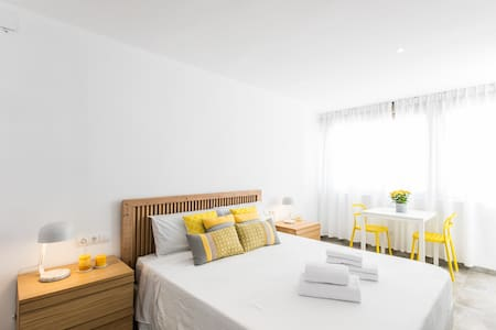Room with bathroom-Ibiza Town (2B) - Ibiza - Wohnung