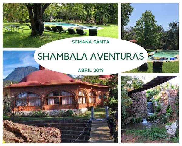 Experiencias Shambala, Suite Mecca