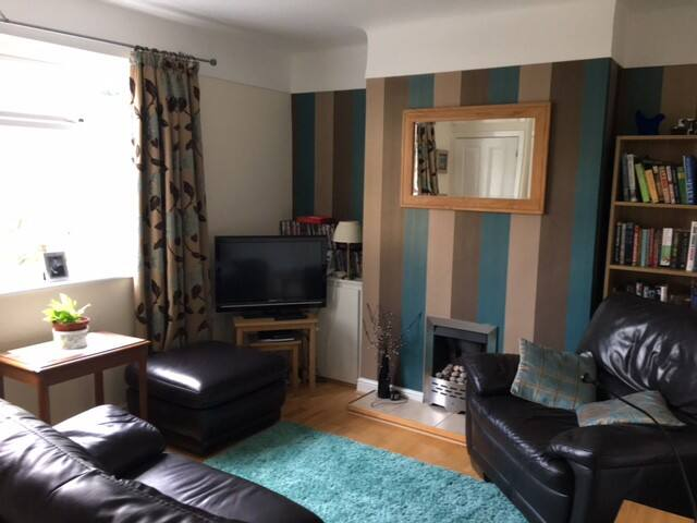 Two-bedroom house in Lydiate