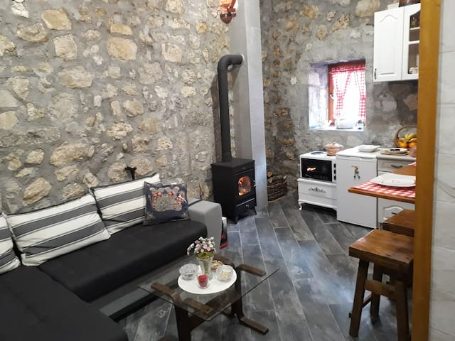 Sofranac Apartment - Rijeka Crnojevića - Rumah