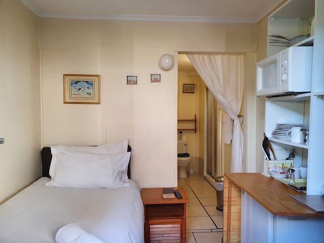 Single small room