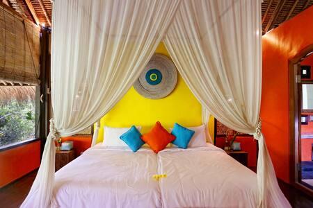 Malashree-Cozy Bali Room - Gianyar
