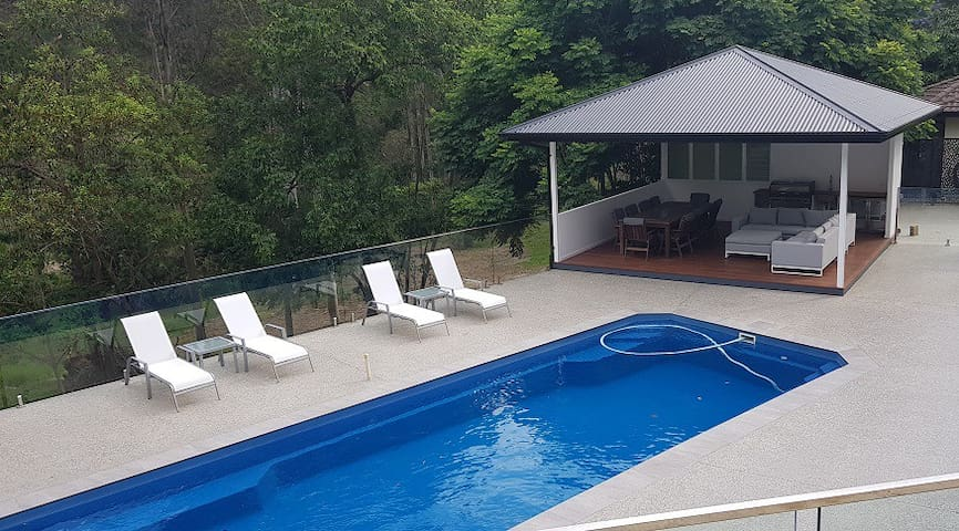 Gold Coast Hinterland Retreat