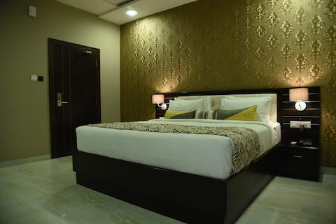 i.Comfort Hotel Room-   Raipur Junction