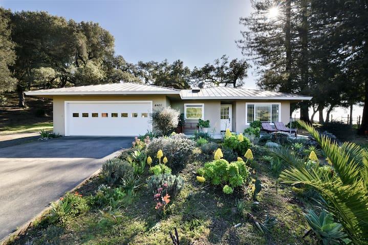 The Vista House at Stepladder Ranch - Cambria - Rumah liburan