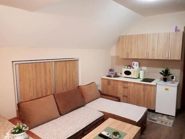 Berlin apartman
