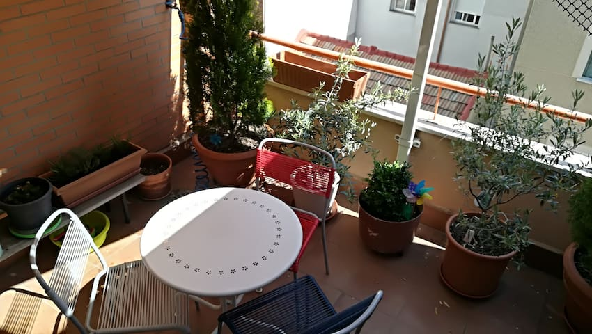Penthouse near alfonso XIII metro - Madrid - Apartment