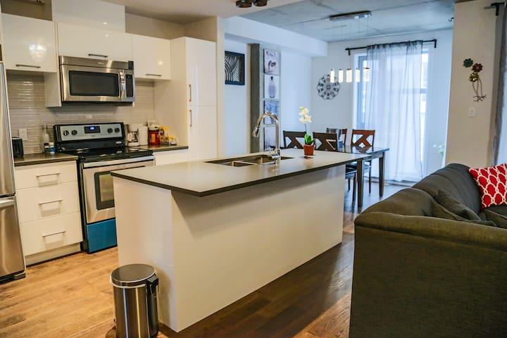 Charming 1 bedroom - Montréal - Wohnung