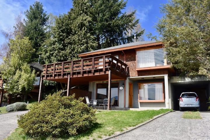 2 dormitorios (5 huéspedes) - Cabañas Monte Verde
