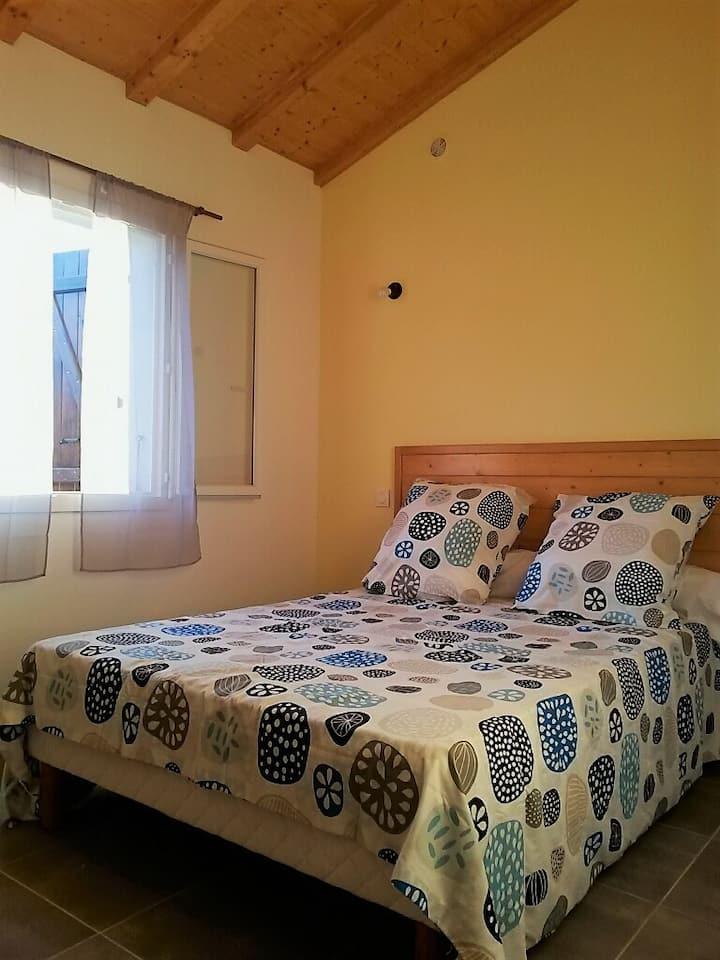 Chambre privée tranquille à Sartène