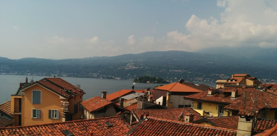 Amazing flat with lake view in Verbania Pallanza - Pallanza - Apartment