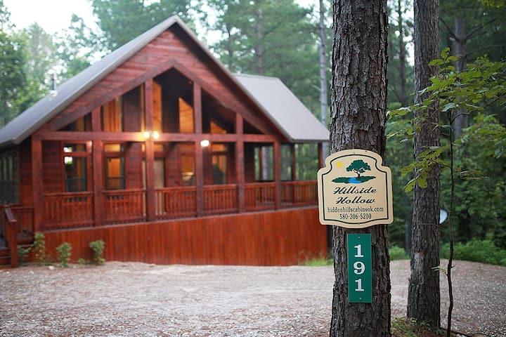 Hillside Hollow Cabin