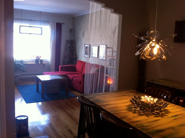 Cozy appartment to rent for 1 year!