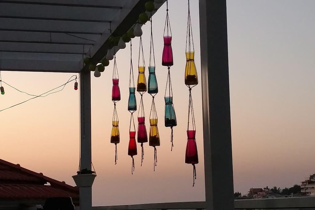 Mesmerizing summer sunsets