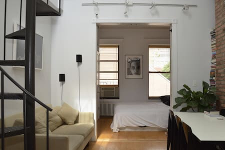 ★ Unreal Loft w/ Huge Private Roofdeck ★ - New York - Apartment