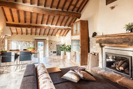 Tofanello Luxurious Spacious Heaven - Monte Santa Maria Tiberina - Haus