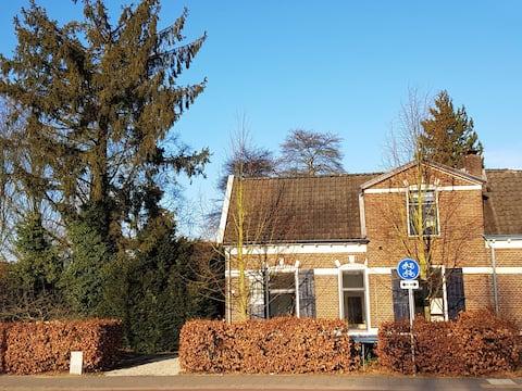 Gezellige woning aan rand Veluwe