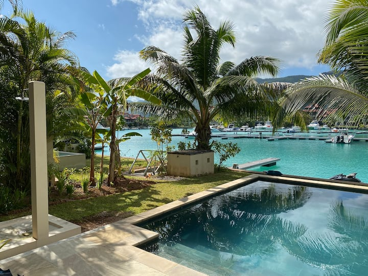 Eden Island 4bedroom maison with private pool