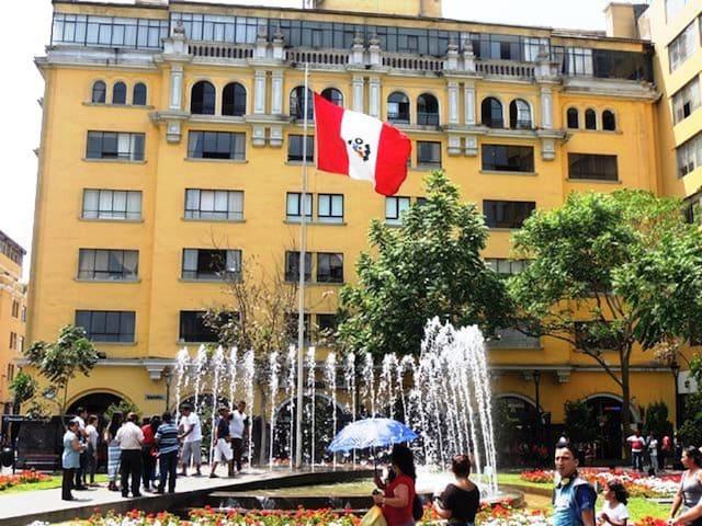 Lima, Peru  Penthouse Apartment