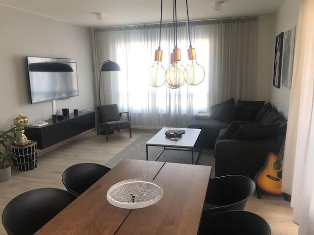 Enjoyable apartment in Kópavogur