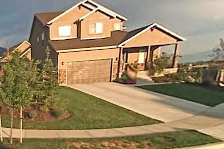 Very Nice Spacious House in UT - Highland