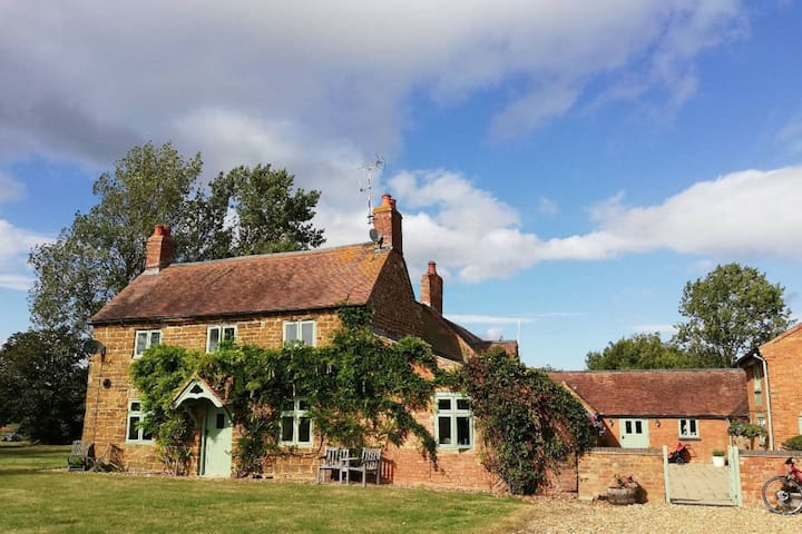 Idilic country setting - Guest Suite in Napton